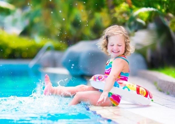 modèles de piscine